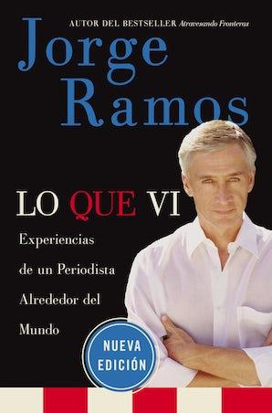 Lo Que Vi book image