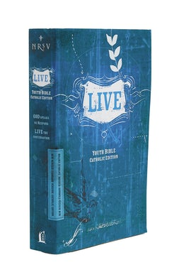 NRSV, LIVE, Catholic Edition, Paperback