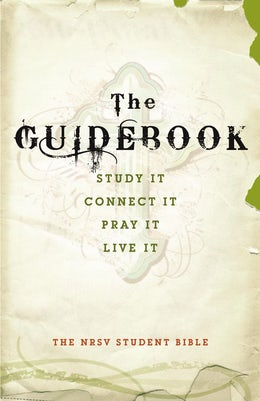 NRSV, The Guidebook, Hardcover