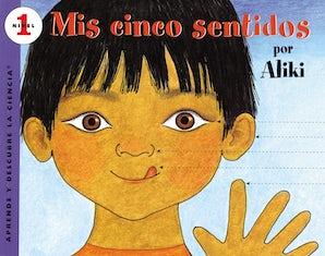 Mís cinco sentidos book image
