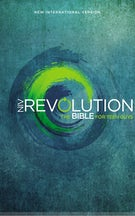 NIV, Revolution Bible, Hardcover