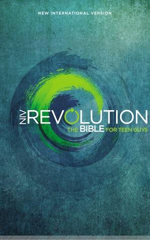 NIV, Revolution Bible, Hardcover book image