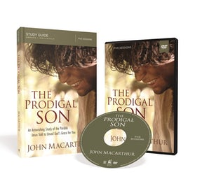The Prodigal Son Study Guide with DVD book image