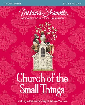 Church of the Small Things Study Guide book image