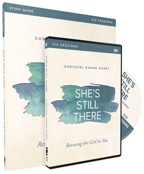 She's Still There Study Guide with DVD book image