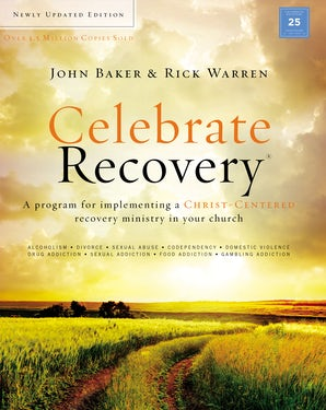 Celebrate Recovery Updated Curriculum Kit book image