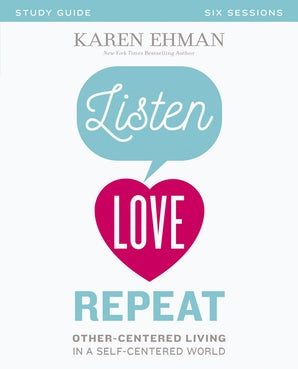 Listen, Love, Repeat Study Guide book image