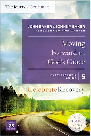 Moving Forward in God's Grace: The Journey Continues, Participant's Guide 5 book image
