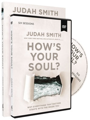 How's Your Soul? Study Guide with DVD book image
