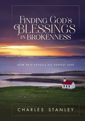 Finding God's Blessings in Brokenness book image