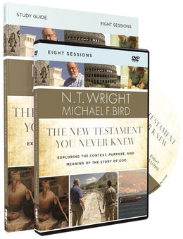 The New Testament You Never Knew Study Guide with DVD