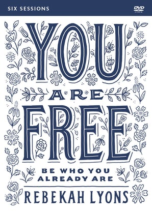 You Are Free Video Study book image