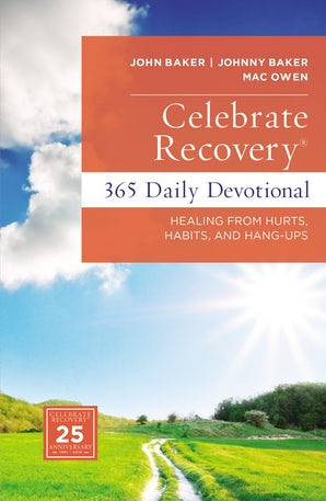 Celebrate Recovery 365 Daily Devotional book image
