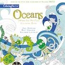 Oceans Adult Coloring Book