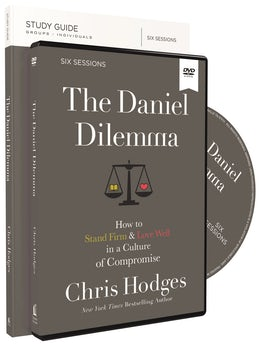 The Daniel Dilemma Study Guide with DVD