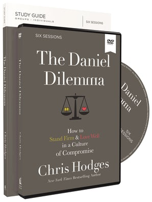 The Daniel Dilemma Study Guide with DVD book image