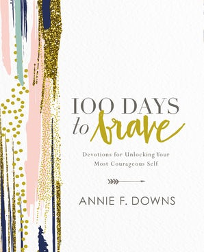 100 Days to Brave book image