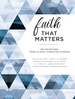 Faith That Matters book image