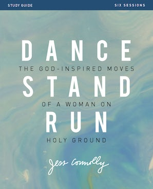 Dance, Stand, Run Study Guide book image