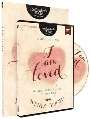 I Am Loved with DVD book image