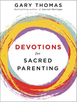 Devotions for Sacred Parenting book image