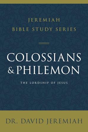 Colossians and Philemon book image