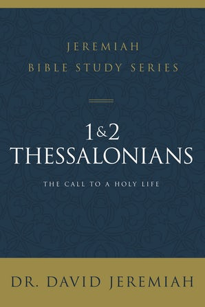 1 and 2 Thessalonians book image