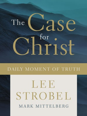 The Case for Christ Daily Moment of Truth book image