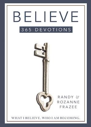 Believe 365-Day Devotional book image