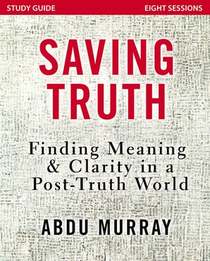 Saving Truth Study Guide book image