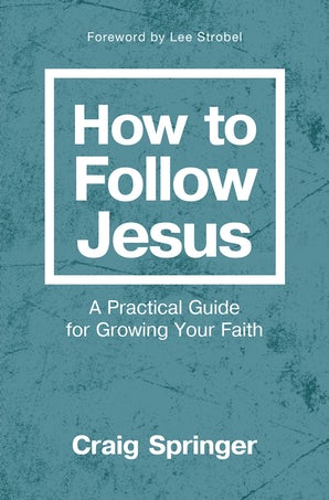 How to Follow Jesus book image