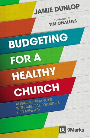 Budgeting for a Healthy Church book image