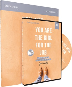 You Are the Girl for the Job Study Guide with DVD book image