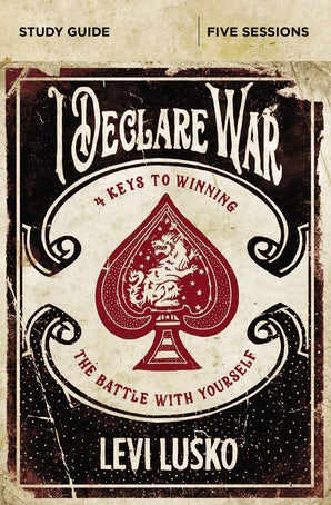 I Declare War Study Guide book image