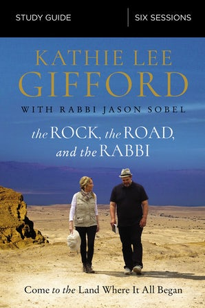 The Rock, the Road, and the Rabbi Study Guide book image