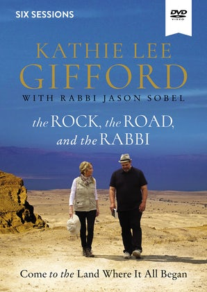 The Rock, the Road, and the Rabbi Video Study book image