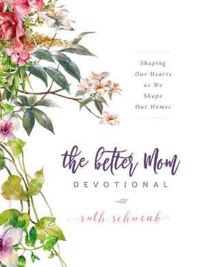 The Better Mom Devotional book image