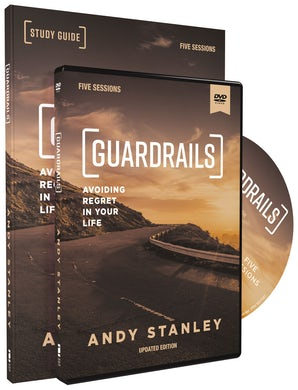 Guardrails Study Guide with DVD, Updated Edition book image
