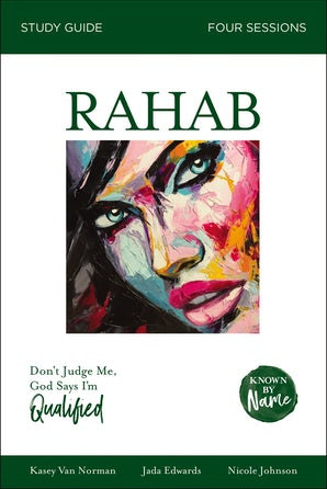 Known by Name: Rahab book image