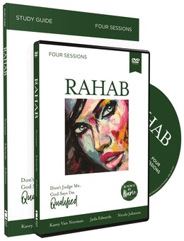 Known by Name: Rahab with DVD