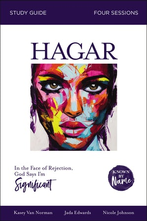 Known by Name: Hagar book image