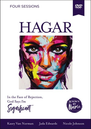 Hagar Video Study book image