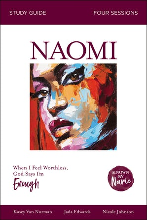 Known by Name: Naomi book image