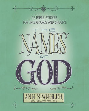 The Names of God book image