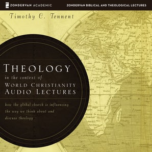 Theology in the Context of World Christianity: Audio Lectures book image