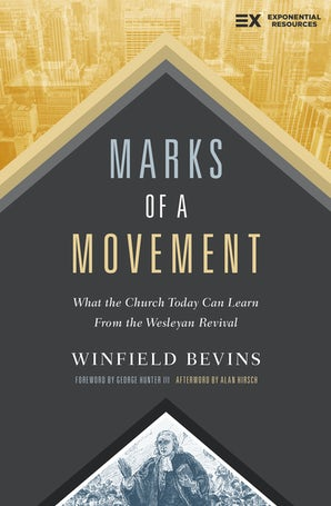 Marks of a Movement book image