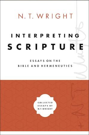 Interpreting Scripture book image