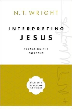 Interpreting Jesus book image