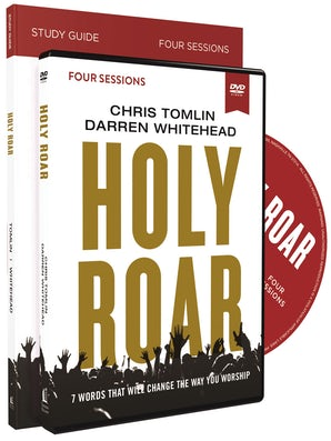 Holy Roar Study Guide with DVD book image