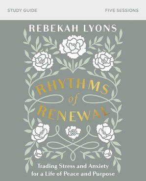 Rhythms of Renewal Study Guide book image
